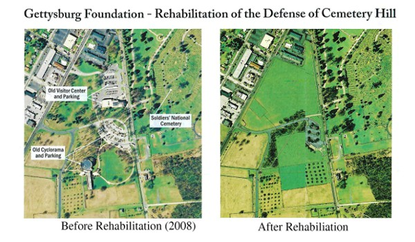 New Cemetery Hill and Ziegler's Grove plans 2015-7