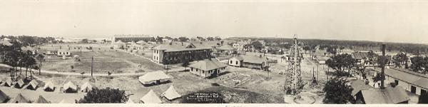 Fort Barrancas in the Pensacola Navy Yard