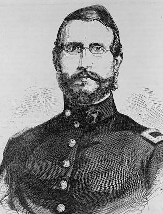 Lt. Slemmer, Union Commander, Fort Pickens, Civil War