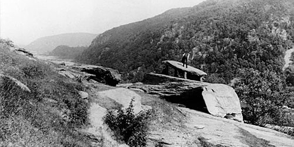 Jefferson Rock, Harpers Ferry
