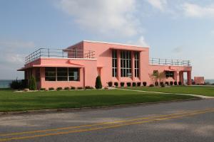 Florida House, Century of Progress Homes, Indiana Dunes National Lakeshore