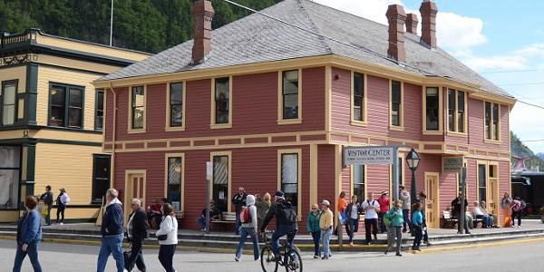 Klondike Gold Rush Visitor Center