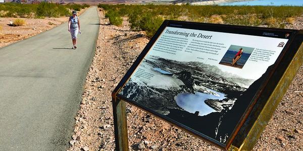 Lake Mead Hiking