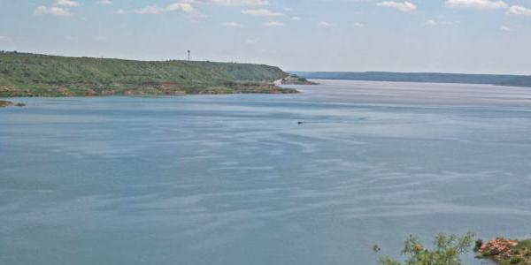 Lake Meredith NRA