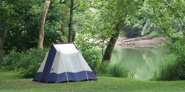 Mammoth Cave Campgroud