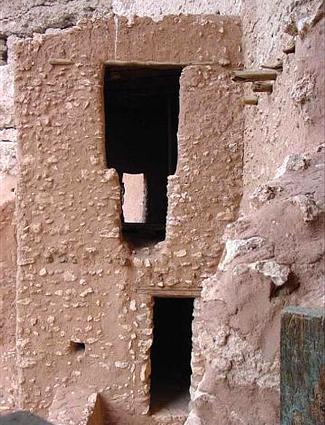 Cliff Dwelling at Montezuma Castle