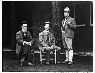 John Muir and Friends