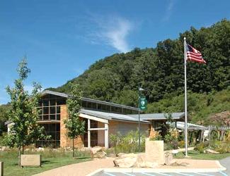 Sandstone Visitor Center