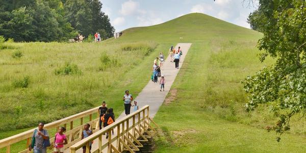 Bio Blitz Ocmulgee Mounds