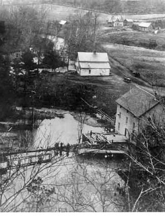 Ozark National Scenic Riverways, Alley Mill