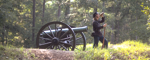 Petersburg Battlefield