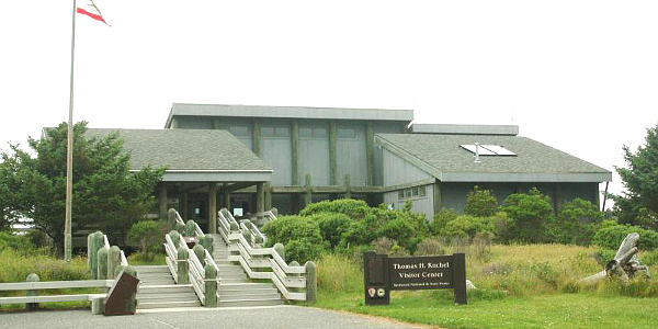 Redwood National Park Kuchel Visitor Center