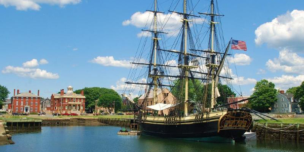 Salem Maritime NHP