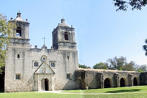 San Antonio Misisons National Historic Park