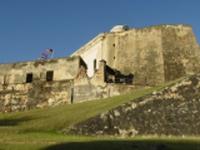San Cristobal Fort at San Juan NHS