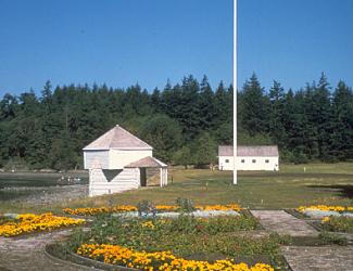 San Juan Islands National Historic Site