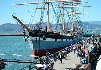 San Francisco Maritime NHS