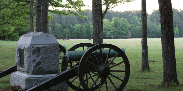 Shiloh National Battlefield