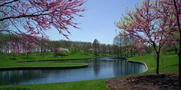 St. Louis Arch Park