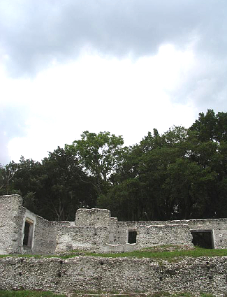 Tabby Ruins, Timucuan Preserve