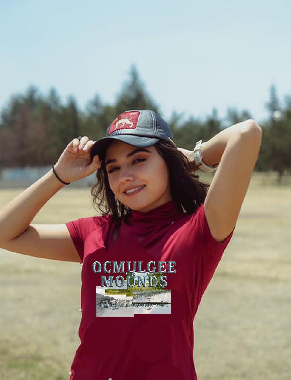 Ocmulgee Mounds T-Shirt