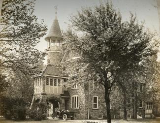 Betzwood Mansion