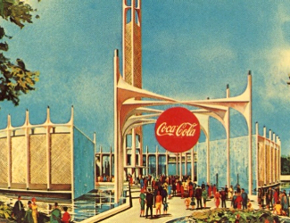 Coca-Cola Pavilion, New York World's Fair