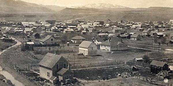 Cody, Wyoming 1910