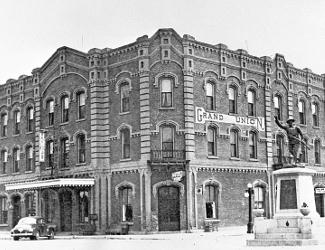 Fort Benton Union Hotel