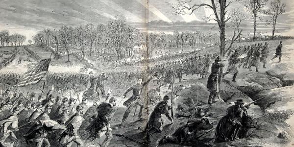 First Kernstown Battle