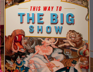 Circus Museum Interior