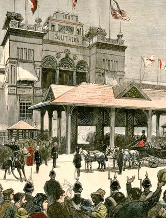 Louisville World's Fair 1883
