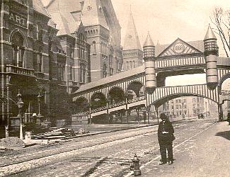 Cincinnati Music Hall 1888