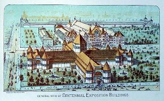 Cincinnati World's Fair 1888