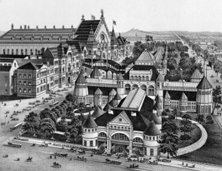 Centennial Exposition of the Ohio Valley and Central States