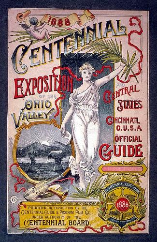 Cincinnati 1888 Guidebook