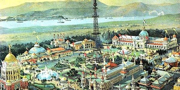 San Francisco Midwinter Exposition 1894