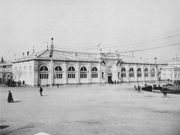 Foreign Samples Building, Osaka 1903 Exhibition