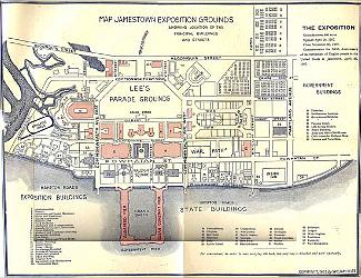 Jamestown World's Fair 1907