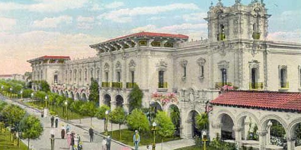San Diego Panama-California Exposition