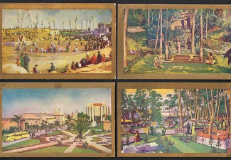 Postcard from California-Pacific International Exposition 1935-6