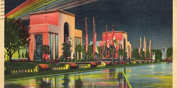 Texas Centennial, Dallas 1936-7
