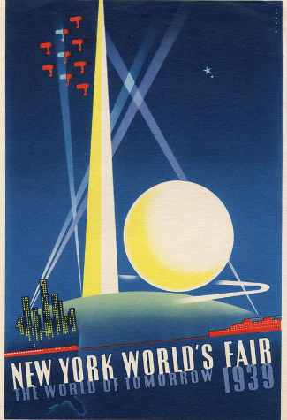 Poster of the New York World's Fair 1939-40