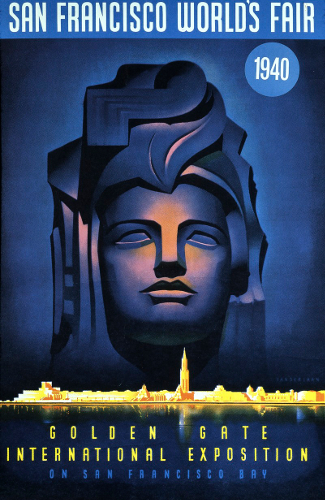 San Francisco 1940 Poster