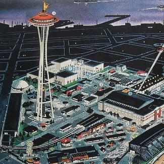 Seattle Century 21 Exposition 1962