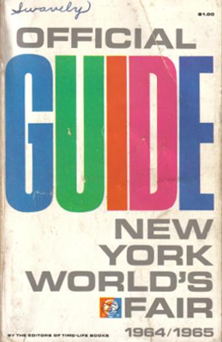 Interior New York World's Fair 1964 Poster