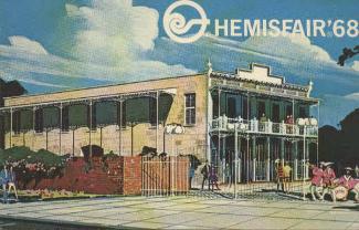 Humble Oil Pavilion, Hemisfair '68