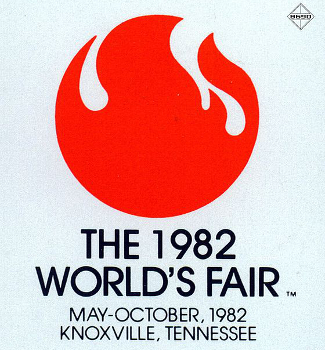 World's Fair 1982 Logo