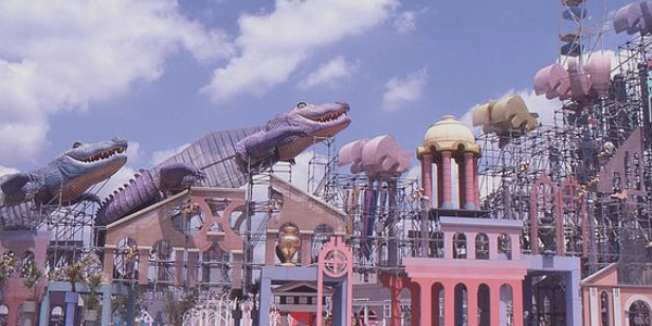 New Orleans World's Fair Wonderwall