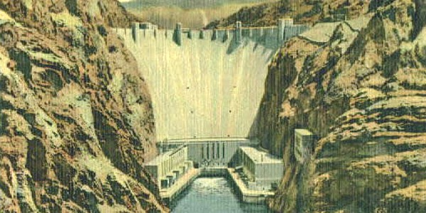 Hoover Dam History and Tourism from America's Best History